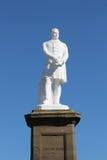 Staty av skotsk doktor och världsförbättraren Joseph Hume Royaltyfri Foto