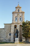 Staty av St Teresa i Avila Spanien Royaltyfria Foton