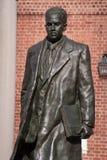Staty av Thurgood Marshall, Annapolis, medicine doktor Royaltyfria Foton