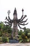 Staty av vår dammargarin Fotografering för Bildbyråer