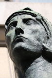Staty de Antoine Bourdelle Fotografía de archivo libre de regalías