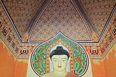 Staty för Buddha för Bagan Archaeological Zone ` s, Myanmar Arkivfoton