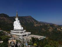 Staty för Buddha fem Arkivfoton