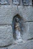 Staty för Kina sten Arkivfoton