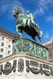 Staty för prins Michael Royaltyfria Bilder