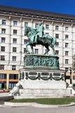 Staty för prins Michael Royaltyfri Bild