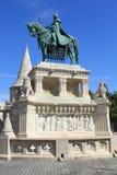 Staty för St. Stephan Royaltyfri Foto