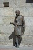 Staty för `-Tras Julia `, Madrid Royaltyfri Foto