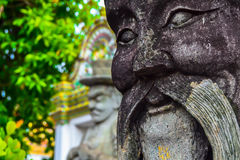 Staty från Bangkok Royaltyfri Bild
