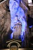 staty för madonnarosaliasaint Arkivfoton