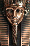 Staty för Tutankhamun dödmaskering Royaltyfri Bild
