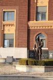 Staty framme av Abou Ben Adhem Royaltyfri Foto