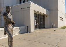 Staty framme av Montgomery County Courthouse Royaltyfri Bild