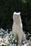 Staty i parkera Royaltyfri Fotografi