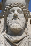 Staty i Rome arkivbild