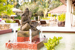 Staty på ön av Phuket, Thailand Royaltyfri Fotografi