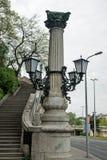 Staty på citadellen Gellert i Budapest 11 Royaltyfri Fotografi