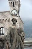 Staty som hedrar prinsen Albert Royaltyfria Foton