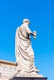 Staty St Peter Royaltyfri Bild