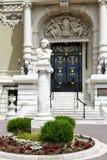 Staty till den franska kompositören Jules Massenet Royaltyfri Bild