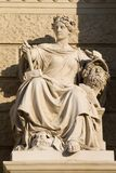 staty vienna Royaltyfria Bilder