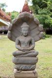 StatyBuddha Royaltyfri Fotografi