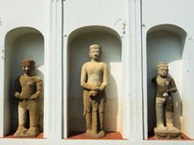 StatyChantharakasem nationellt museum Fotografering för Bildbyråer