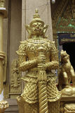 Statyer av änglar arkivfoto