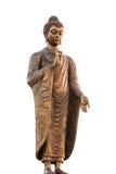Statyer av Buddha på thipsukhontharam i Thailand royaltyfria foton