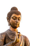Statyer av Buddha på thipsukhontharam i Thailand arkivbilder