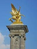 Statyer av Europa 3 Arkivbilder
