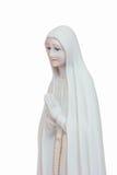 Statyett av modern Mary Arkivfoto