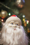 Statyett av Santa Claus Royaltyfria Foton