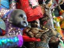 Statyettvoodoo i Haiti Fotografering för Bildbyråer