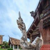 Statykonung av na-gummin Royaltyfri Bild