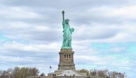 Statyn av frihet Royaltyfri Bild