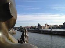 Statyn av harmoni Royaltyfri Bild