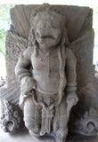 Statyn av majapahitkungariket i museet Trowulan royaltyfri bild