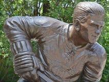 Statyn av Maurice Rocket Richard, Arkivfoto