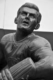 Statyn av ` Richard för Maurice `-raket Arkivfoton