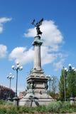 Statyn av segern Fotografering för Bildbyråer