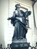Statyn av wonen Arkivbilder