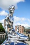 Statyn HAN, Danmark Fotografering för Bildbyråer
