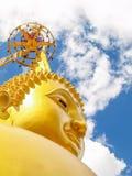 Statytempel Thailand Arkivbilder
