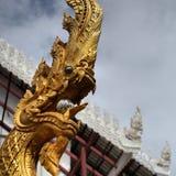 statywatasia thai kultur Royaltyfri Bild