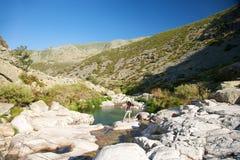 statywowa rzeki dolina Zdjęcia Royalty Free
