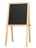 Statywowy blackboard Obrazy Stock