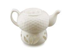 statywowy teapot Zdjęcia Royalty Free