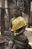 Staue da Buda, Angkor Thom, Angkor Wat, Camboja Foto de Stock Royalty Free