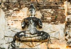 Staue del chiangmai Tailandia del jedyod del wat del ángel Foto de archivo libre de regalías